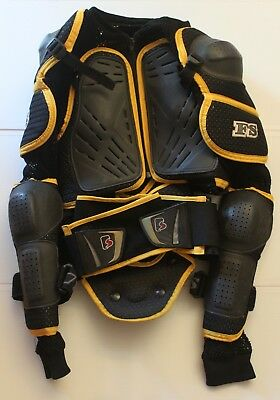 MX Body Armour Size L *Max Airflow*Comfy* Trail Off-road Motocross Pressure Suit