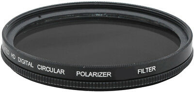 49mm CPL Circular Polarizer Multi-Coated Glass Filter - Brand New
