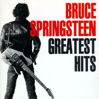Bruce Springsteen - Greatest Hits (2LP Red Vinyl - Record Store Day 2018)