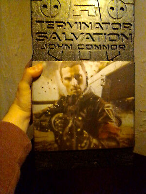 John Connor Hot Toys Figur Terminator Salvation Bale OVP Dark Knight