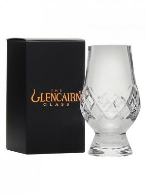 The Glencairn Cut Crystal Whisky Tasting Glass. Delivery is Free