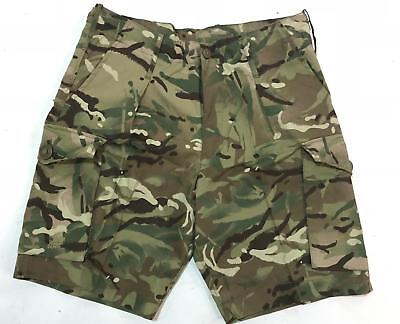 British Army Surplus New Pcs Acu Ripstop Mtp Multicam Shorts Combat Issue Camo