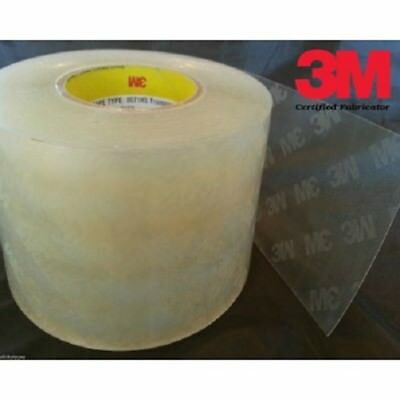 """3M 8/"""" x1 Rolle  HELICOPTER POLYURETHANE PROTECTIVE TAPE  STEINSCHLAGFOLIE"""