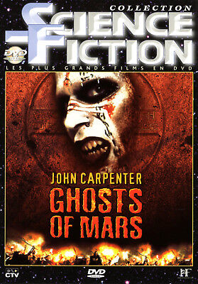 DVD - GHOSTS OF MARS [Jason Statham - Pam Grier] Science-Fiction - NEUF