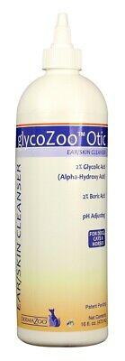 GlycoZoo Otic Ear & Skin Cleanser (16 oz)