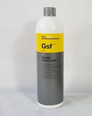 Koch Chemie Gentle Snow Foam 1 Liter GSF