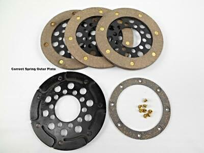 Panhead 41-67 Dry Clutch Friction Discs. Knucklehead
