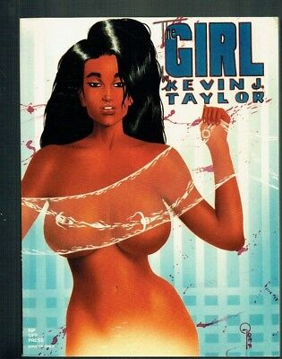 N°487 - B.d. Adulte - The Girl By Kevin J. Taylor  1991