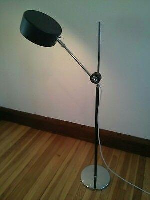 Vintage koch lowy omi adjustable reading floor lamp mid century vintage koch lowy omi adjustable reading floor lamp mid century nice aloadofball Image collections