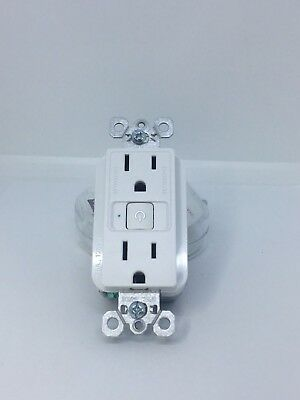 15A 125V Receptacle WHITE NEW FAST FREE SHIPPING