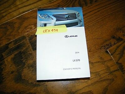 2016 lexus lx570 lx 570 owners manual lex362 58 79 picclick rh picclick com lexus lx 570 service manual 2014 lexus lx 570 owners manual pdf