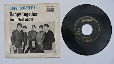 The Turtles. Happy  together.Top