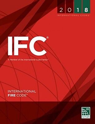 2018 International Fire Code