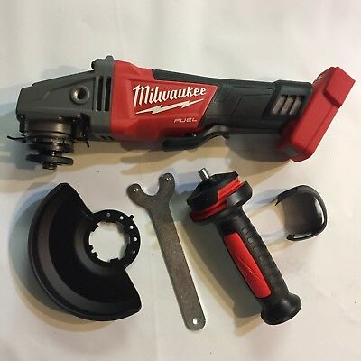 Milwaukee 18 volt Fuel Brushless 4 1/2 cordless angle grinder 2780-20 New