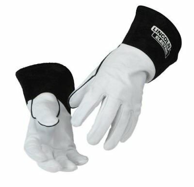 Lincoln Electric K2981 Goatskin Leather Tig Welding Gloves Large