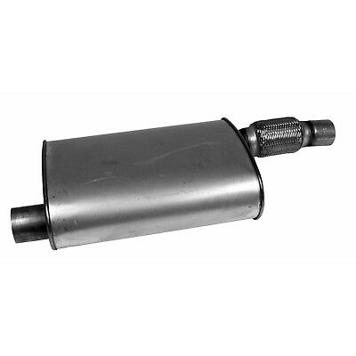 Walker Exhaust 21485 Quiet-Flow SS Exhaust Muffler