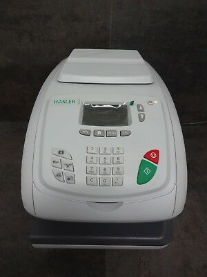 Hasler Is-350 Easy To Use Mailing System Postage Machines