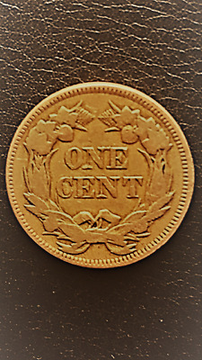 1857 Flying Eagle Cent, Choice Uncirculated Copper