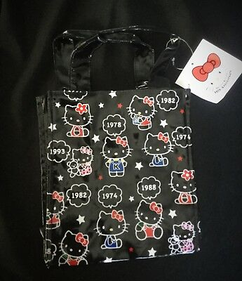Collectible Hello Kitty 35th Anniversary Small Tote Bag Purse - New With Tags