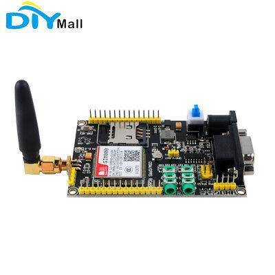 SIM800 GSM GPRS Module Development Board SIM900A Upgrade 3.3/5V TTL for Arduino