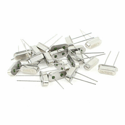 20 Pieces HC-49S Package Type 14.31818MHz Frequency Crystal Oscillators