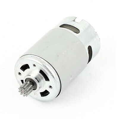 DC 12V 20000RPM High Speed Cylindrical Miniature Magnetic Gear Motor R550