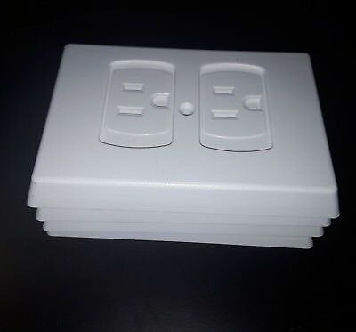 4 Toys R Us / Babies R Us Universal Baby Child Proof Safety Outlet Covers