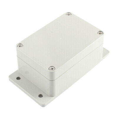 Wall-mounted Plastic Junction Electronic Project Box Case DIY
