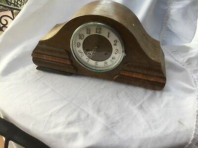 Mantle clock for parts