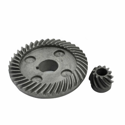 Replacement Metal Spiral Bevel Gear Set for 100 Angle Grinder (New Type)
