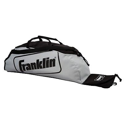 (Gray) - Franklin Sports Junior Equipment Bag. Shipping is Free
