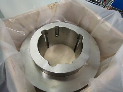 Rexnord 80 HTL Hub, Omega Coupling Hub with Taper Lock Bore 7300845