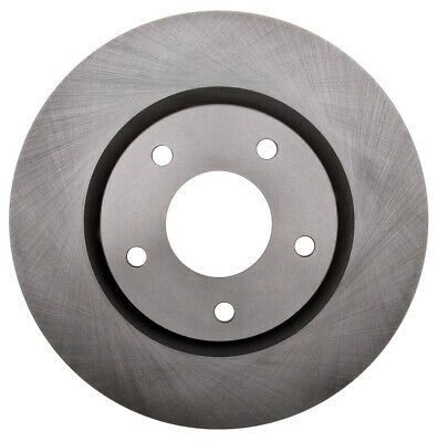 ACDelco 18A2544AC Advantage Coated Front Disc Brake Rotor