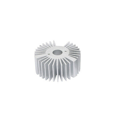 uxcell 7pcs Aluminum Heat Diffuser Heatsink Cooling Fin 107mmx35mmx15mm for LED Lamp
