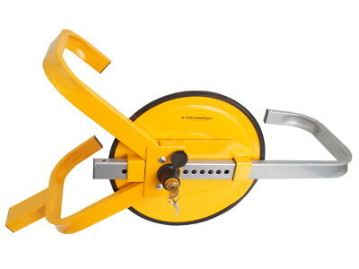 """Carmotion Handle Span Anty-Theft Clamp 13"""" - 15"""" Adjustment for a suction cup"""