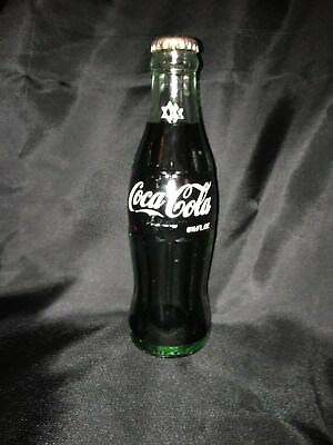 Coke Unopened Nashville With Foriegn Sign And Lettering 6.5 Oz