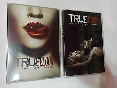 TRUE BLOOD - 1° E 2° STAGIONE COMPLETA IN DVD - visitate COMPRO FUMETTI SHOP