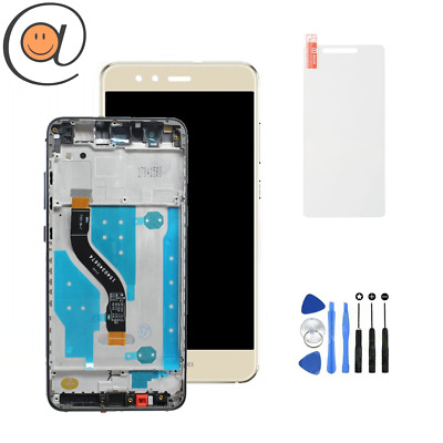 LCD + Ecran tactile Huawei P10 Lite Or châssis WAS-LX1A / Outils / Protection