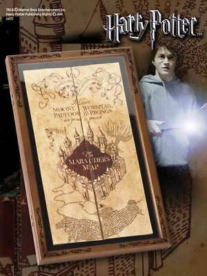 Harry Potter Marauder´s Map Display Case By Noble Collection