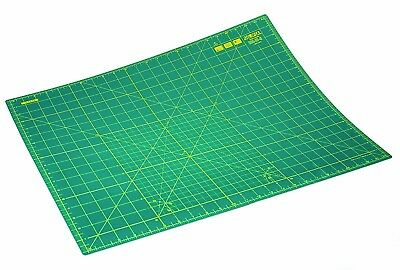 (Heavy Duty) - OLFA Cutting Mat, Green, 46cm x 60cm. Shipping is Free