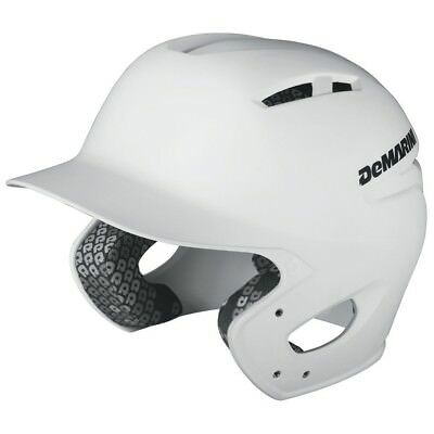 (Youth, White) - DeMarini Paradox Youth Batting Helmet. Shipping Included