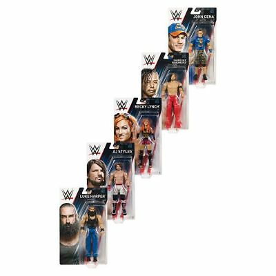 """NEW WWE 6"""" Action Figure Assorted"""