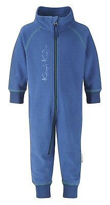 (68 cm, Blue) - Kozi Kidz Kids All-in-One Microfleece Body. Best Price
