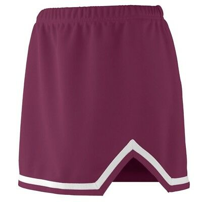 (XX-Large, Maroon/White) - Augusta Sportswear WOMEN'S ENERGY SKIRT. Huge Saving