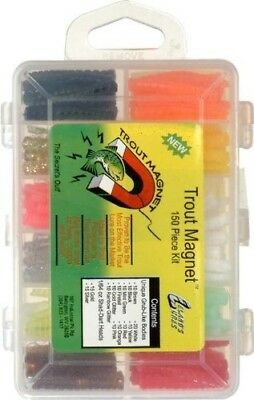 Trout Magnet Kit (The Original)-152 Piece. Free Delivery