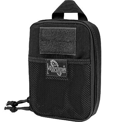 (Black) - Maxpedition Fatty Pocket Organiser. Free Delivery