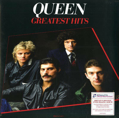 Queen - Greatest Hits (2LP 180Gr. Vinyl Remastered)