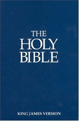 The Holy Bible (King James Version) By Hendrickson Bibles - FREE DELIVERY!