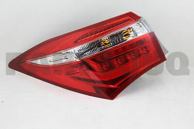 8156002780 Genuine Toyota LAMP ASSY, REAR COMBINATION, LH 81560-02780
