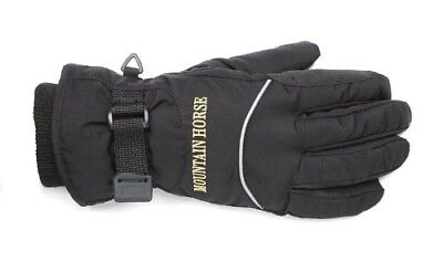 (Small, Black) - Mountain Horse Trail Winter Glove. Free Delivery